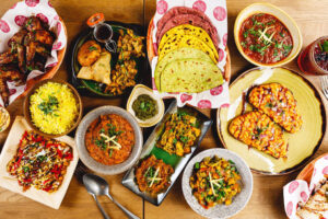 Home-cooked Indian food delivery in Dubai